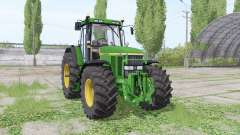 John Deere 7810 washable para Farming Simulator 2017