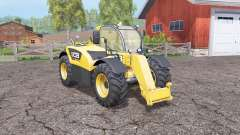 JCB 536-70 full washable para Farming Simulator 2015