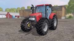 Case IH Maxxum 140 Michelin para Farming Simulator 2015