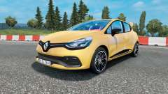 Renault Clio R.S. v1.1 para Euro Truck Simulator 2