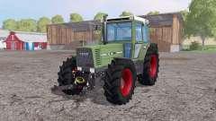 Fendt Farmer 310 LSA Turbomatik IC para Farming Simulator 2015