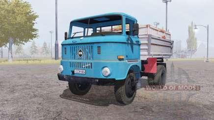IFA W50 L dump para Farming Simulator 2013