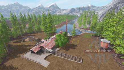 Great Country v1.1 para Farming Simulator 2017