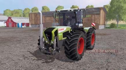 CLAAS Xerion 3800 Trac VC Michelin para Farming Simulator 2015