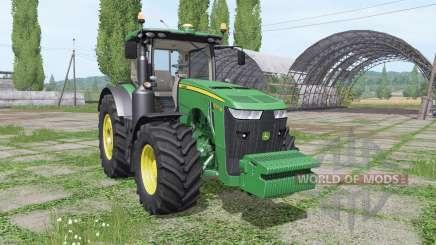 John Deere 8320R v3.5 para Farming Simulator 2017