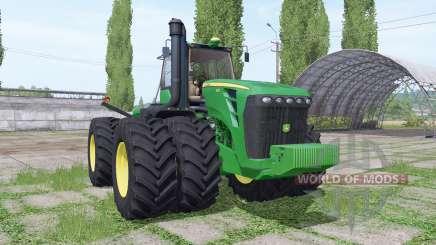 John Deere 9330 v3.0 para Farming Simulator 2017