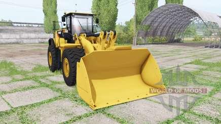 Caterpillar 980K para Farming Simulator 2017