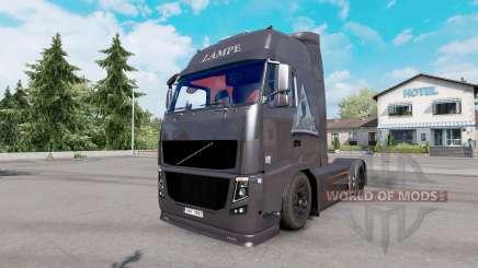 Volvo FH XTReMe para Euro Truck Simulator 2