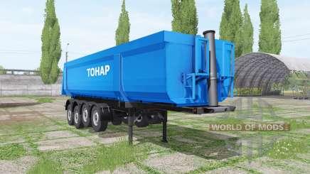 Tonar 95234 v2.0 para Farming Simulator 2017