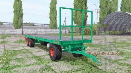 Aguas-Tenias PGRAT autoload para Farming Simulator 2017