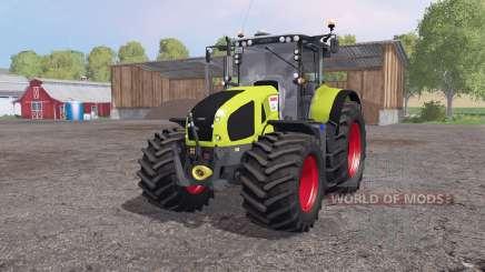 CLAAS Axion 950 Trelleborg para Farming Simulator 2015
