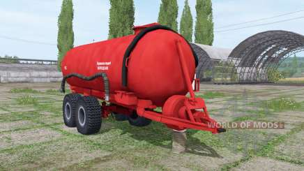 Mzht 10 v2.0 para Farming Simulator 2017