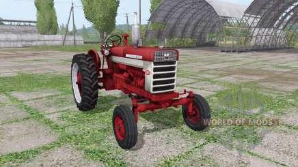 Farmall 560 4x4 para Farming Simulator 2017