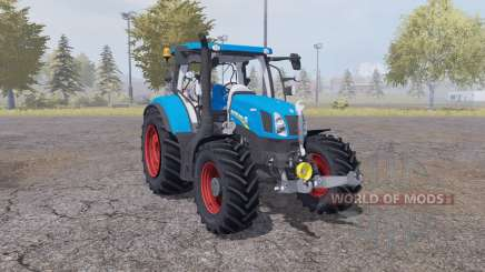 New Holland T6.160 blue para Farming Simulator 2013