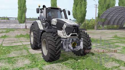 Deutz-Fahr Agrotron 9310 TTV camo para Farming Simulator 2017
