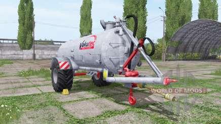 Vakutec VA 10500 para Farming Simulator 2017