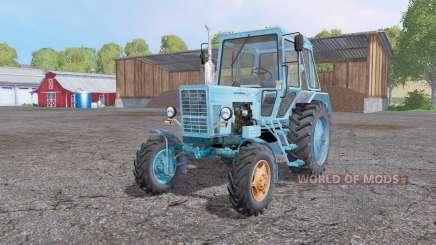MTZ-82.1 Bielorrússia azul para Farming Simulator 2015