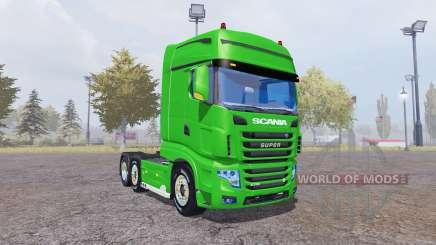 Scania R700 Evo para Farming Simulator 2013