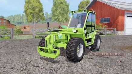 Merlo P41.7 Turbofarmer rear hydraulics para Farming Simulator 2015