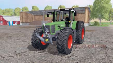 Fendt Favorit 824 4x4 para Farming Simulator 2015