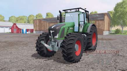 Fendt 936 Vario SCR forest edition para Farming Simulator 2015