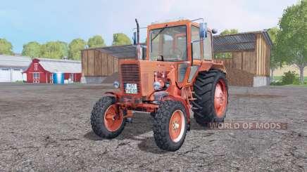 MTZ-80, Bielorrússia para Farming Simulator 2015