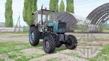 YUMZ 6КЛ 4x4 para Farming Simulator 2017