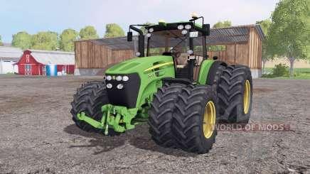 A John Deere 7930 rodas duplas para Farming Simulator 2015