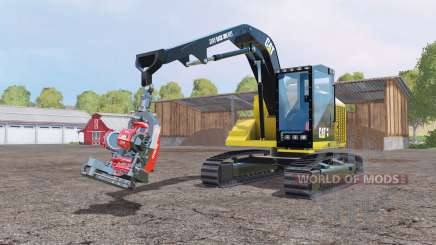 Caterpillar 501HD para Farming Simulator 2015