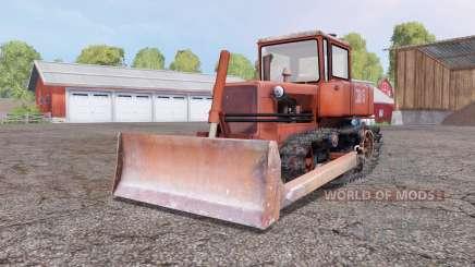 DT 75 lâmina para Farming Simulator 2015