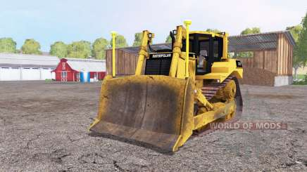 Caterpillar D7R v2.0 para Farming Simulator 2015