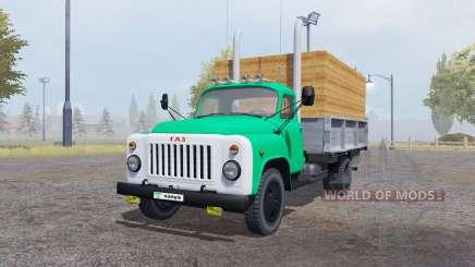 GAZ 53 v3.0 para Farming Simulator 2013