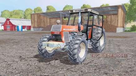 URSUS 1604 red para Farming Simulator 2015