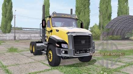 Caterpillar CT660 tractor 2011 para Farming Simulator 2017