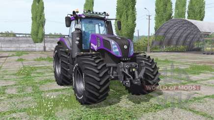New Holland T8.420 Reaver para Farming Simulator 2017