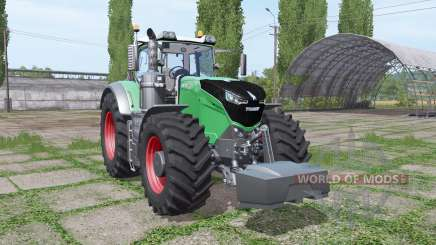 Fendt 1050 Vario weight para Farming Simulator 2017