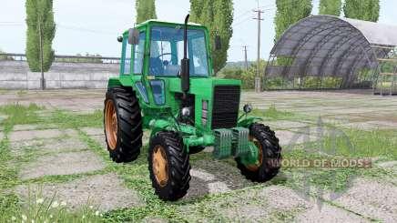 MTZ 82 Bielorrússia verde para Farming Simulator 2017