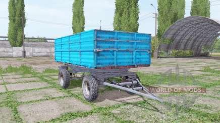 Autosan D47 blue para Farming Simulator 2017