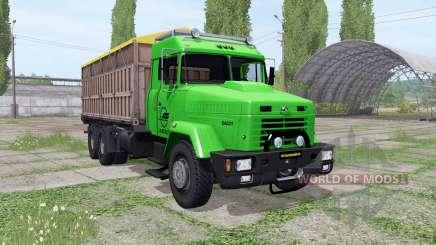 KrAZ 65053 para Farming Simulator 2017