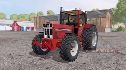 International Harvester 1255 XL 4x4 para Farming Simulator 2015