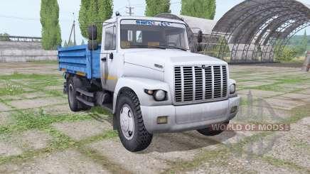 GAZ SAZ 35071 tuning para Farming Simulator 2017