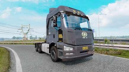 FAW Jiefang J6P para Euro Truck Simulator 2