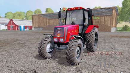 Bielorrússia 826 SAREx para Farming Simulator 2015