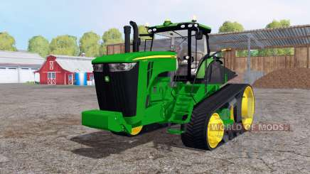 John Deere 9560RT weight para Farming Simulator 2015