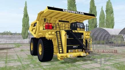 A Caterpillar 797B para Farming Simulator 2017