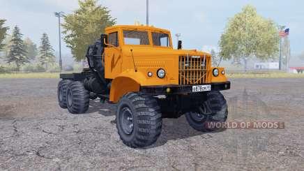 KrAZ 258Б v2.0 para Farming Simulator 2013