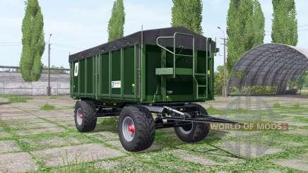 Kroger HKD 302 VE para Farming Simulator 2017