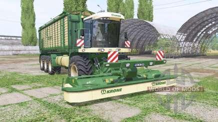 Krone Grande L 550 protótipo para Farming Simulator 2017