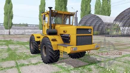 Kirovets K 700A v1.3.8 para Farming Simulator 2017