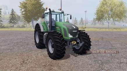 Fendt 936 Vario green para Farming Simulator 2013